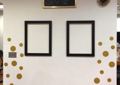 Exemple de mur à selfie - Medialogue