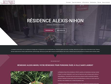 Résidence Alexis-Nihon